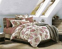 """תמונה של  מצעי כותנה """"אוריאן"""" - 197 חוט לאינץ!! מיטת יחיד 3 חלקים   B-2001"""