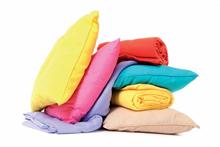 """תמונה של סדין למיטה זוגית 100% סאטן אל קמט לתחושה רכה ומפנקת לשינה. 160/200 ס""""מ"""