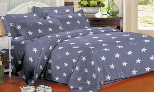 תמונה של סט ביוטי 100% כותנה מיטה זוגית 4 חלקים  | 2090