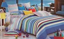 תמונה של סט ביוטי 100% כותנה מיטה וחצי 3 חלקים  | 2072