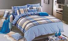 תמונה של סט ביוטי 100% כותנה מיטה זוגית 4 חלקים רחב | 2071