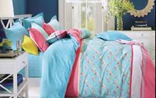 תמונה של סט ביוטי 100% כותנה מיטה וחצי 3 חלקים  | 2084