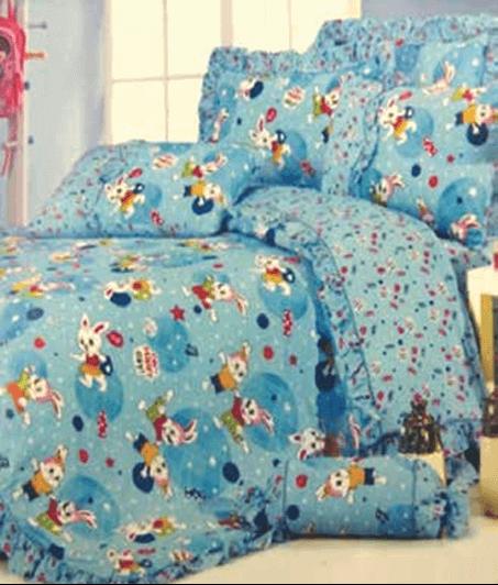 תמונה של סט מצעים למיטת תינוק 2 חלקים