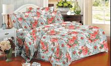 תמונה של סט ביוטי 100% כותנה מיטה זוגית 4 חלקים רחב  | 2078