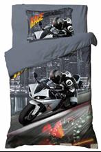 תמונה של סט ריאקטיב ילדים ונוער אל קמט 5D מיטת יחיד 3 חלקים    אופנועי מירוץ