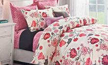 תמונה של סט ביוטי 100% כותנה מיטה זוגית 4 חלקים רחב | 2083